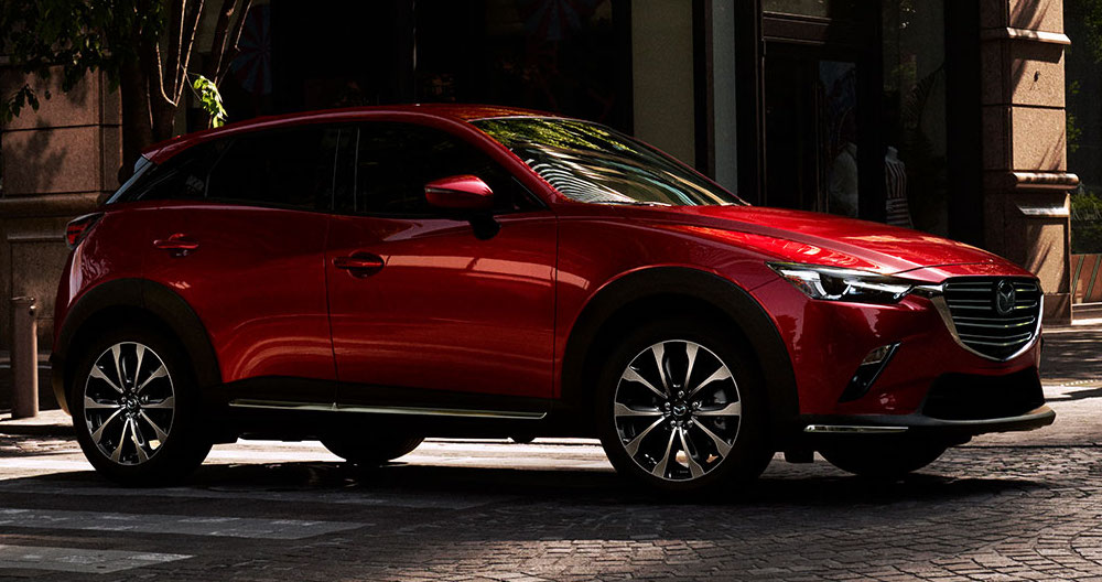 The Mazda CX-3 Remains Right for You