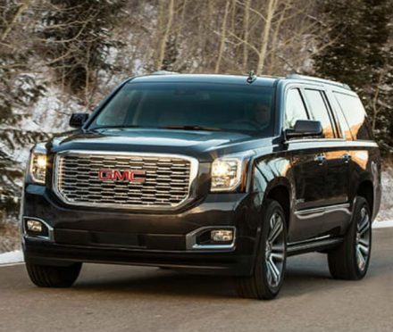 Full Size SUV - GMC Does it Right