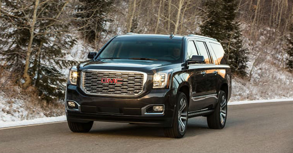 Full-Size SUV – GMC Does it Right With The Yukon
