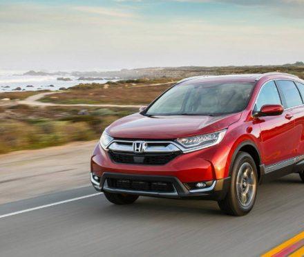 SUVs - The Right Stuff is in the Honda CR-V
