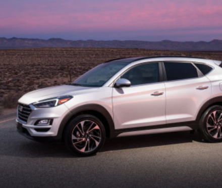 Comfort and Quality in the Hyundai Tucson