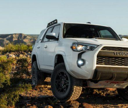 2020 Toyota 4Runner - The Throw-Back Model