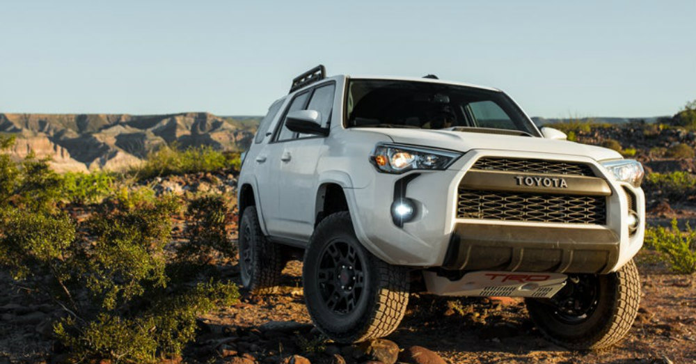 2020 Toyota 4Runner - The Throw-Back Model