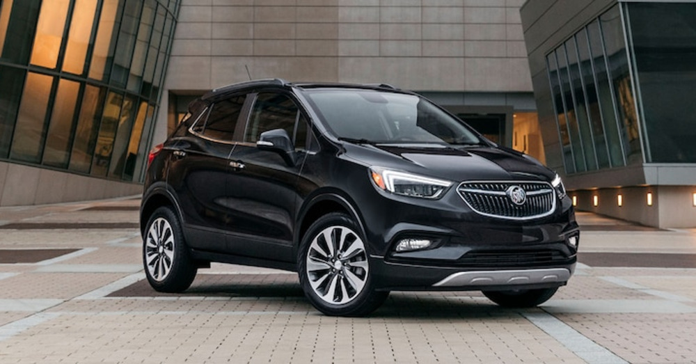The Buick Encore Offers Premium Quality