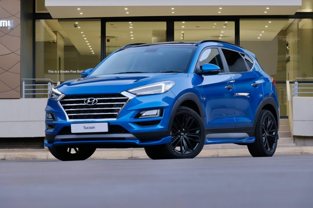 Compact Quality in the Hyundai Tucson