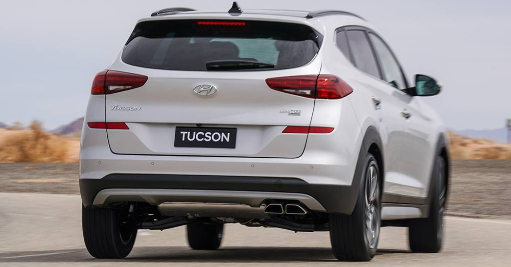 Driving Made Right in the Hyundai Tucson