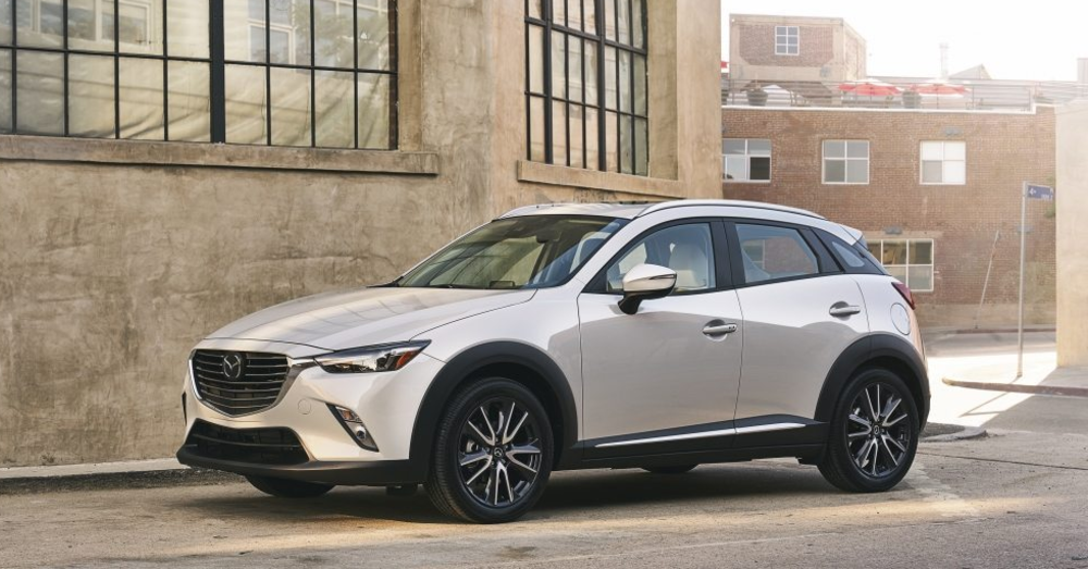 Subtle Upgrades to the Mazda CX-3