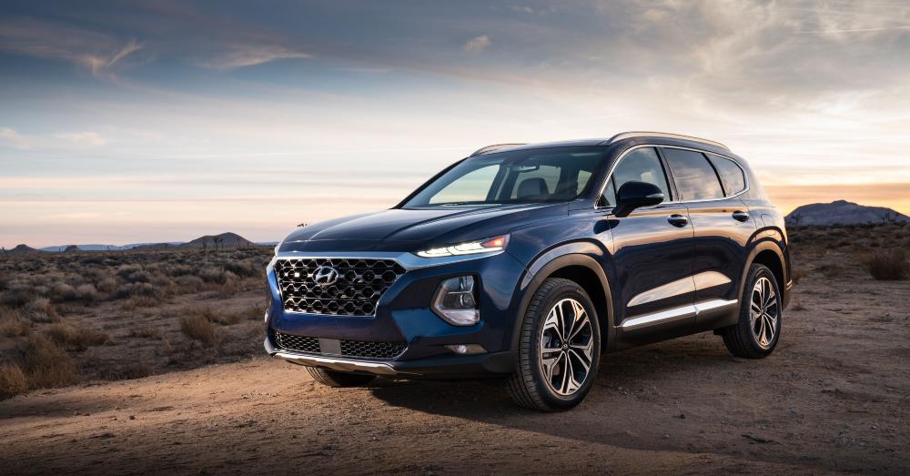 The Hyundai Santa Fe is the Right SUV