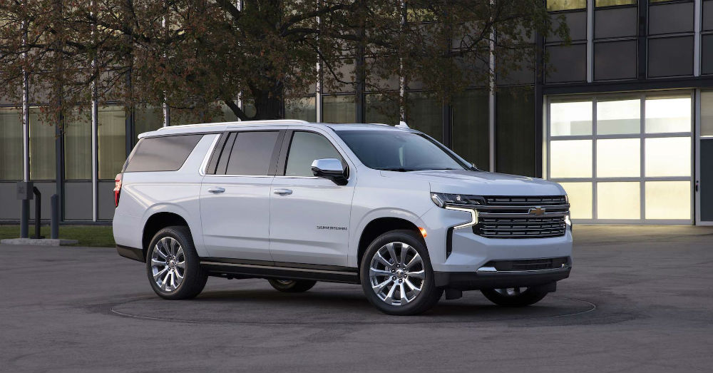 Suburban - The Biggest Staple at Your Chevrolet Dealer
