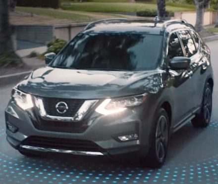2020 Nissan - Small Driving Pleasure in the Rogue