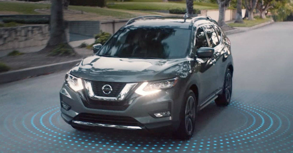 2020 Nissan – Small Driving Pleasure in the Rogue
