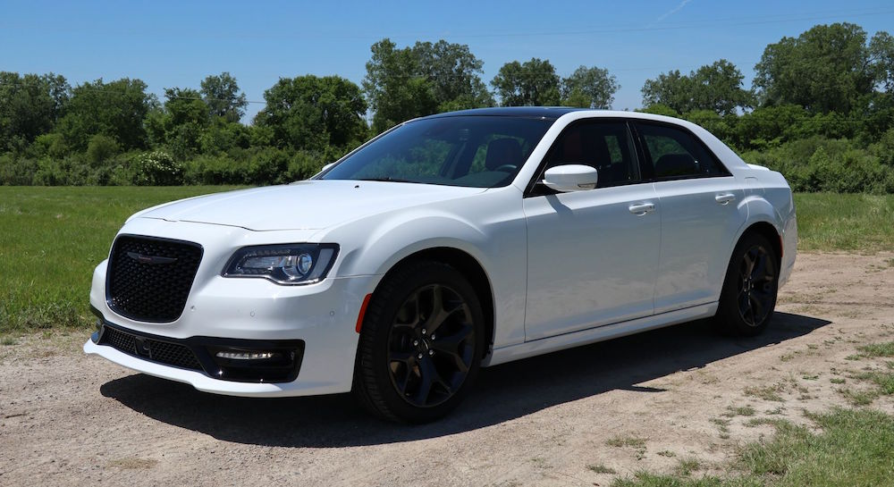 Make a Statement in the Chrysler 300