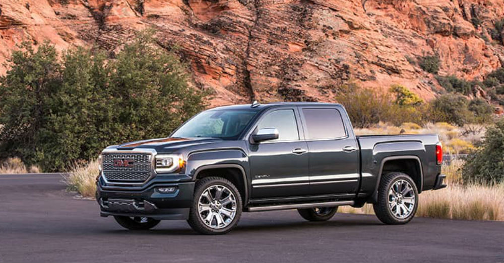 Powerful Truck - Power Performance and Value in a Used GMC