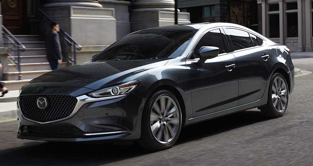 You Know the Mazda6 is Right for You