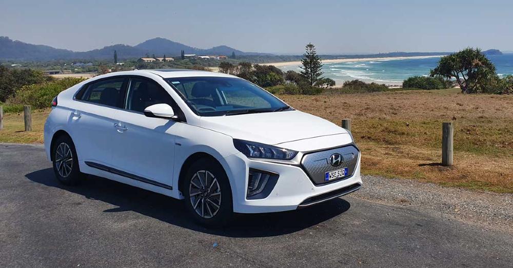 Driving Right in the Hyundai Ioniq