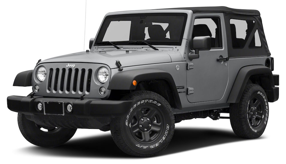Go Where You Want in the Jeep Wrangler JK