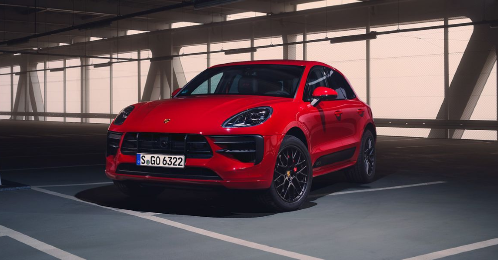 Looking Forward for the Porsche Macan