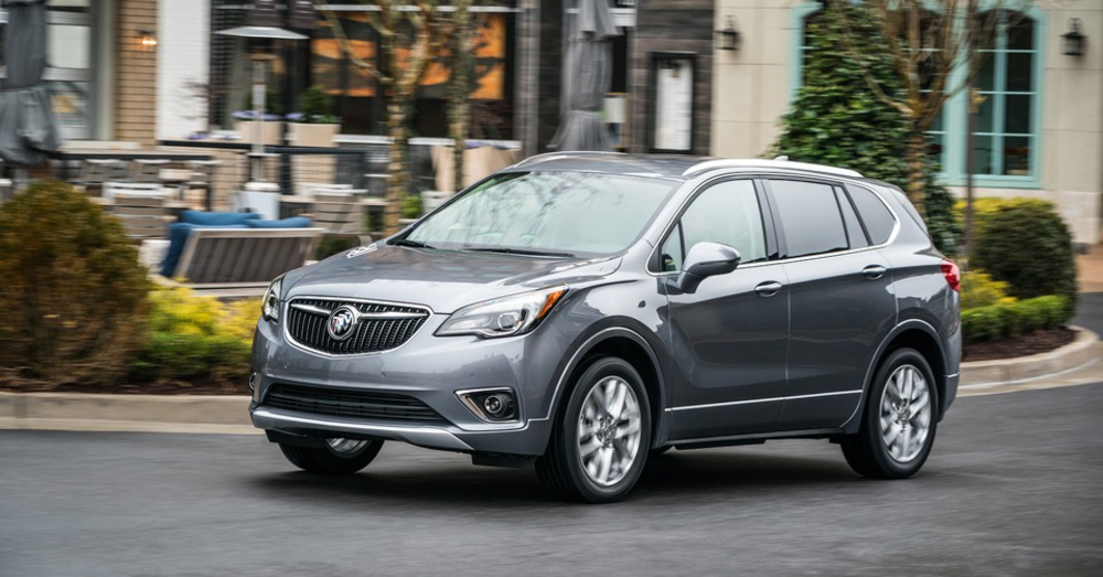 Admire the Qualities of the Buick Envision
