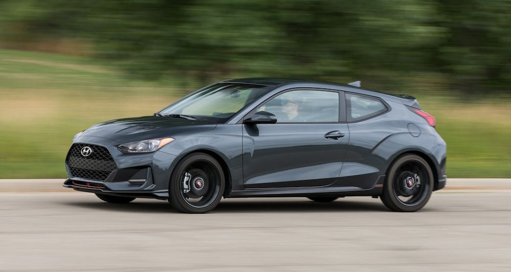 Oddly Sporty Fun in the Hyundai Veloster