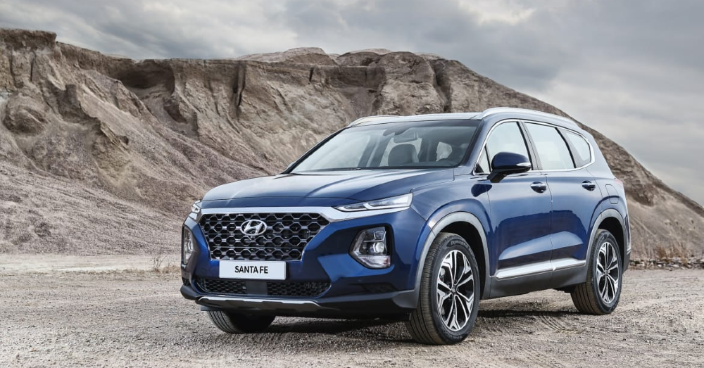 Recent Used Hyundai Santa Fe Models for You