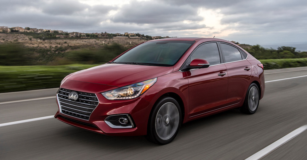 Your Commute is Better in the Hyundai Accent