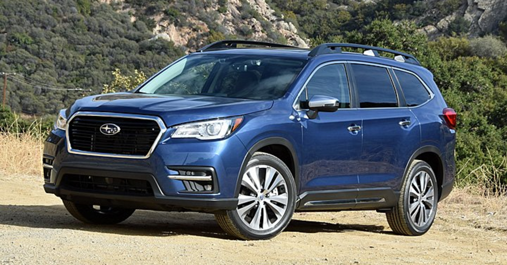 Your Family will Love the Subaru Ascent