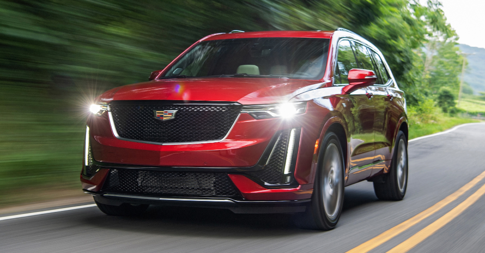 2020 Cadillac XT6: Three-Row Crossover Excellence