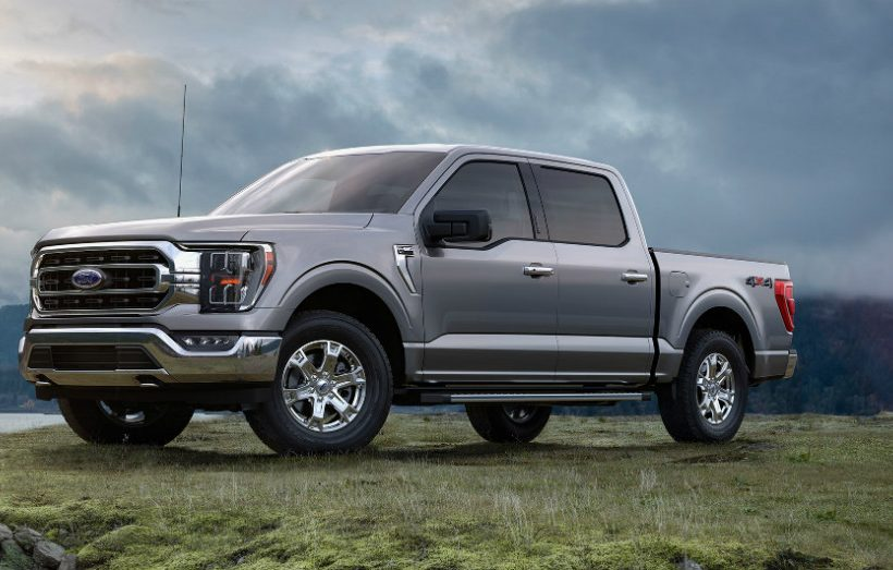 2021 Ford F-150: It's the Truck You Want to Drive