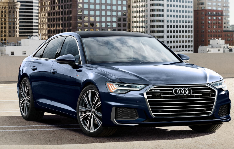 Driving Beauty You'll Love in the Audi A6
