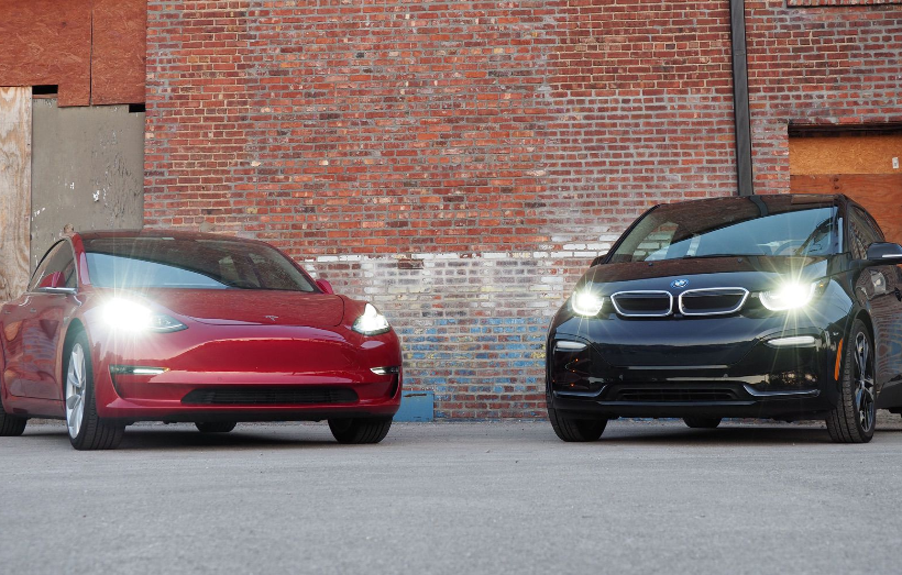 The Upstart of Tesla is no Match for the Longevity of BMW