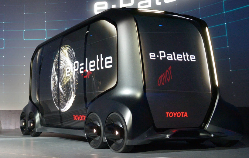 Toyota Pods Will be Here Sooner Than You Might Expect