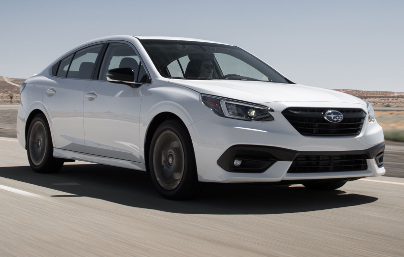 Drive the Subaru Legacy and Enjoy what it Offers