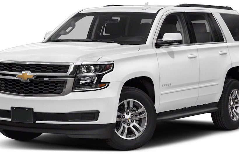 The Chevrolet Tahoe is Big, Bold, and Iconic
