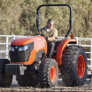 The New Kubota MX5800 Gives you the Power to Get Things Done
