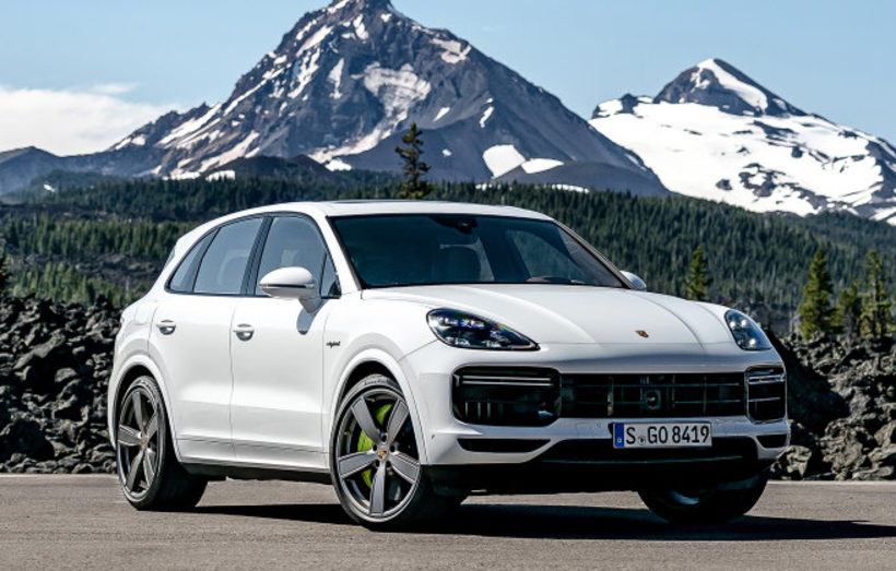 The Porsche Cayenne has What You Want