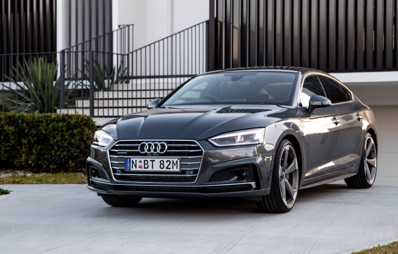 2019 Audi A5: When You Want a Bit More