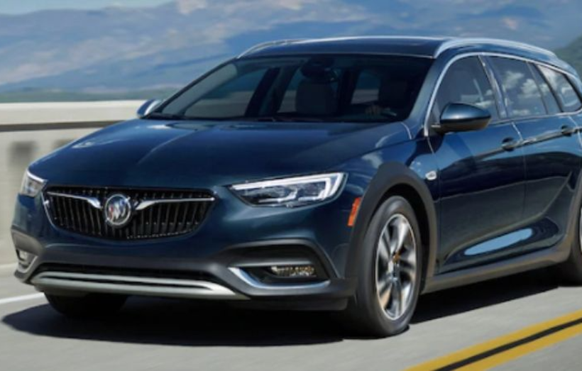 2019 Buick Regal TourX: The Wagon that Does More