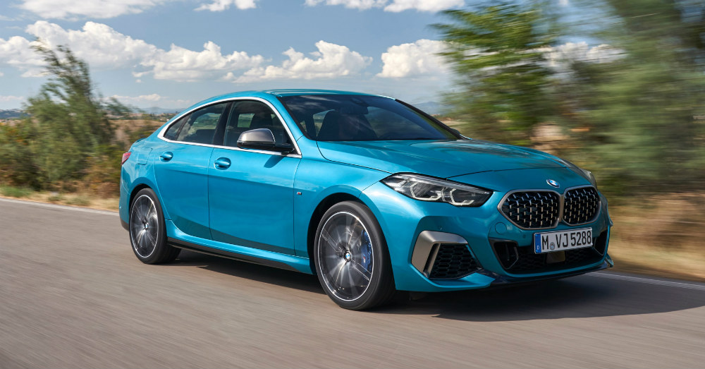 2020 BMW 2 Series Gran Coupe Offers a Special Drive