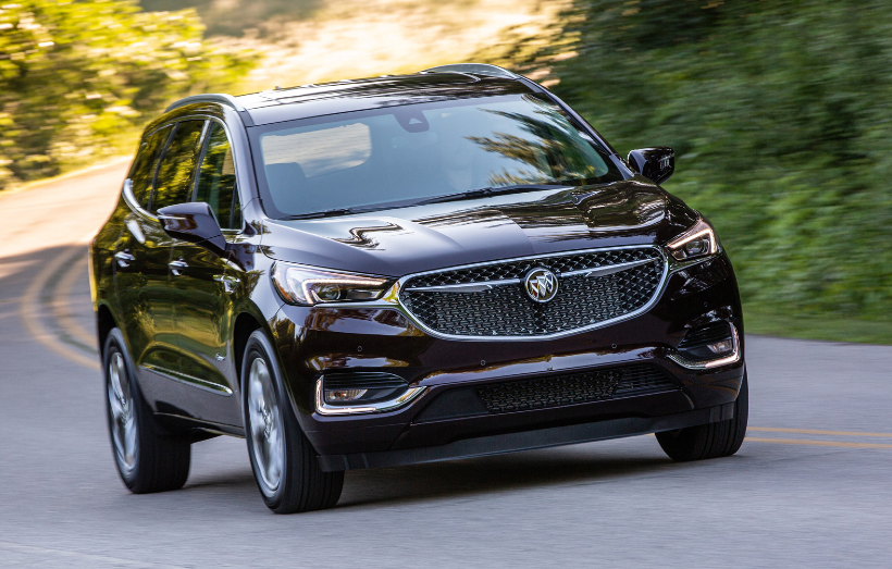 2020 Buick Enclave: Premium Family Driving