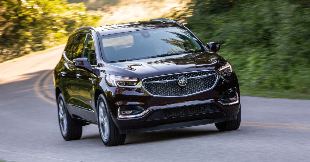 2020 Buick Enclave: Premium Family Driving2020 Buick Enclave: Premium Family Driving