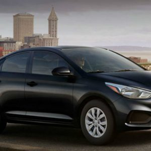 2020 Hyundai Accent is an Attractive Small Car from Hyundai