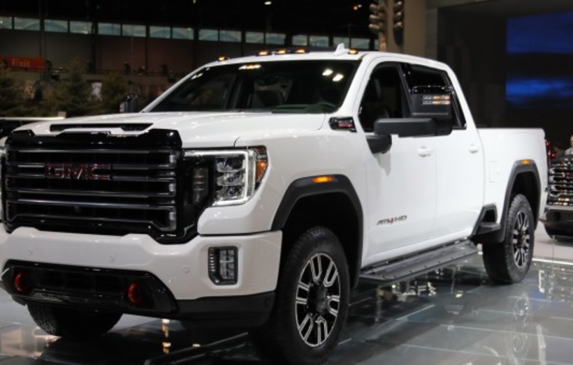 A Better GMC Sierra 2500HD for You to Drive