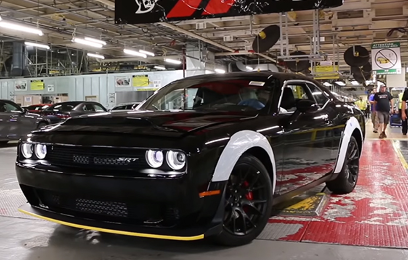 The Dodge Demon is Done Being Made