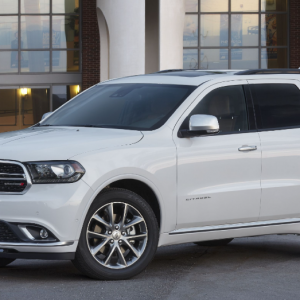 The Pleasant Drive of the Dodge Durango