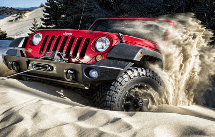 What Should You Consider in a Winch for Your Jeep?