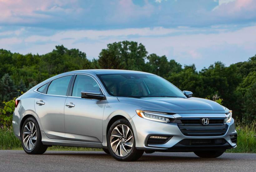 Honda Insight – Have the Insight to Enjoy Honda Value