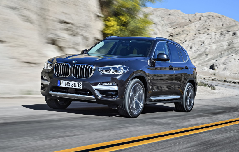 BMW X3 – A New and Improved Athlete in the Mix