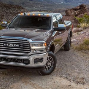 Ram 2500 – A Big Truck for Big Jobs