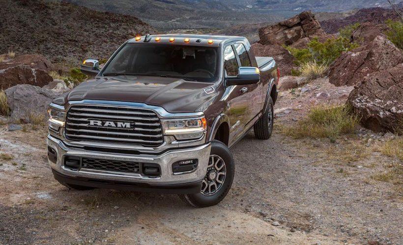 Ram 2500 – A Big Truck for Big Jobs