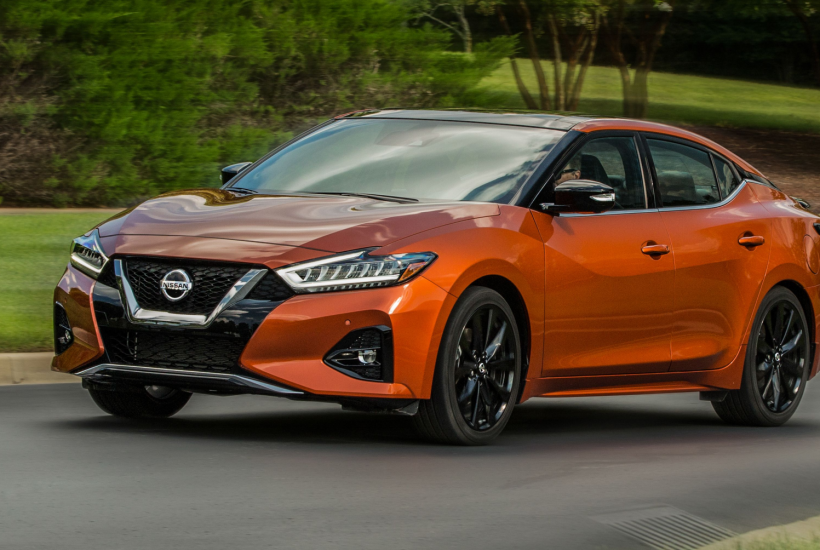 Showcase Your Drive in the Nissan Maxima